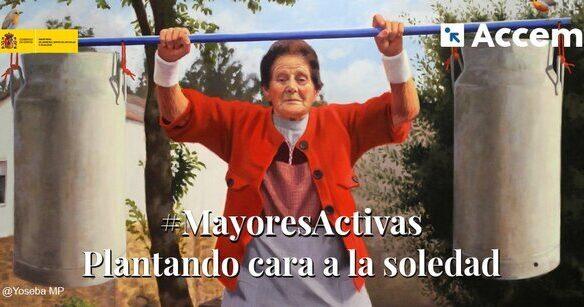 Accem da voz a las mujeres mayores para hablar sobre el envejecimiento activo como remedio frente a la soledad