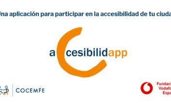 COCEMFE lanza 'AccesibilidApp' para promover el cumplimiento de la Convención sobre discapacidad