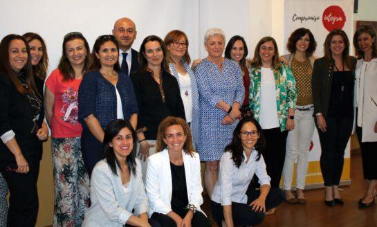 Jornada de sensibilización en Amavir con Fundación Integra sobre violencia de género y discapacidad
