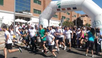 Gran éxito de la IV Milla de Oro de la residencia Amavir Alcorcón