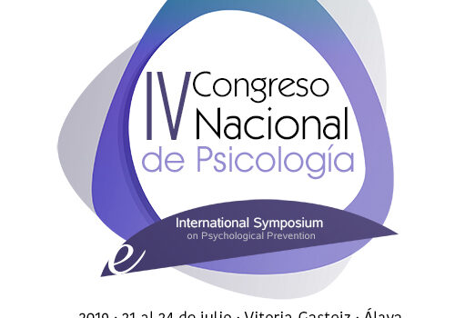 El IV Congreso Nacional de Psicología y el International Symposium on Psychological Prevention incluye la atención centrada en la persona