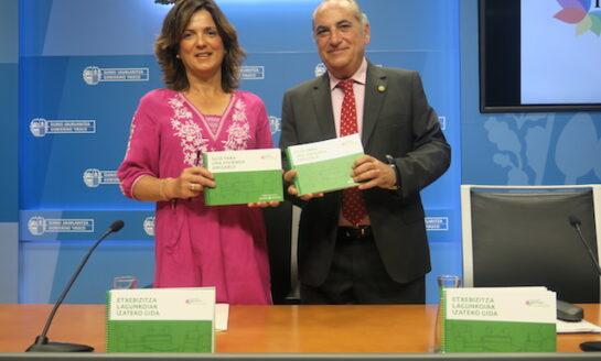 Euskadi Lagunkoia presenta una 'Guía para una vivienda amigable'