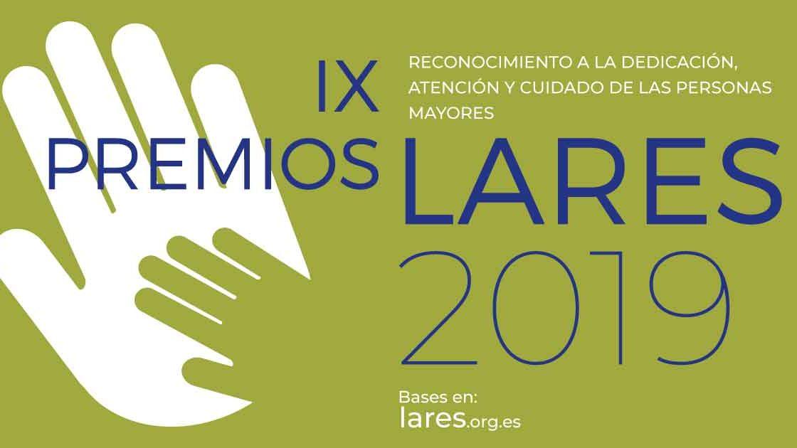 Convocada la IX edición de los Premios Lares