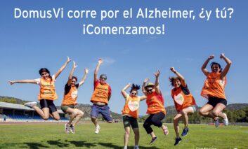 DomusVi organiza la IV edición de 'Kilómetros para recordar'