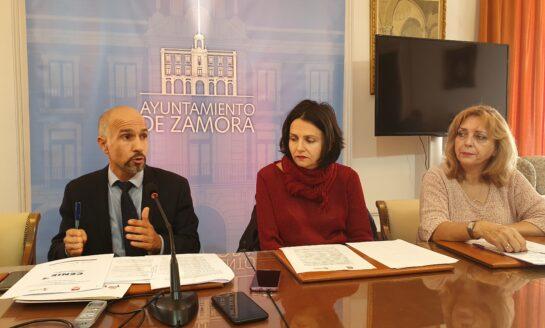 El CENIE y el consistorio zamorano firman un acuerdo para fomentar iniciativas para convertir el envejecimiento en oportunidades