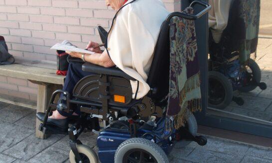 Jornada 'La discriminación y mal trato a las personas mayores con perspectiva europea'