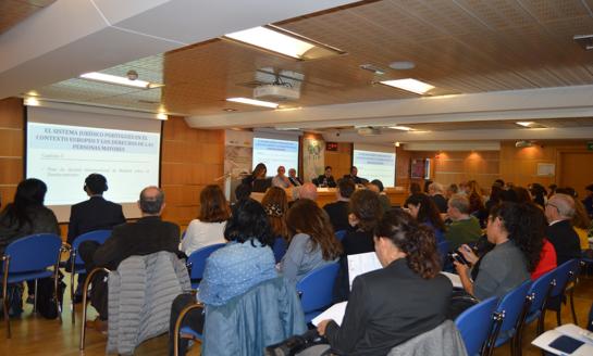 Madrid acoge las I Jornadas Internacionales sobre Malos Tratos y Abusos a Personas Mayores