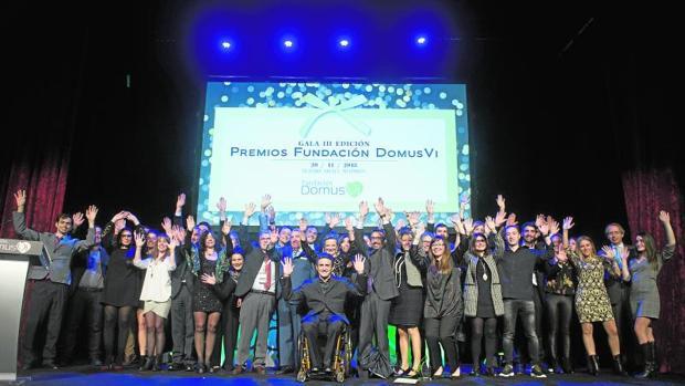 IV edición de los Premios Fundación DomusVi para la mejora de la calidad de vida de los mayores