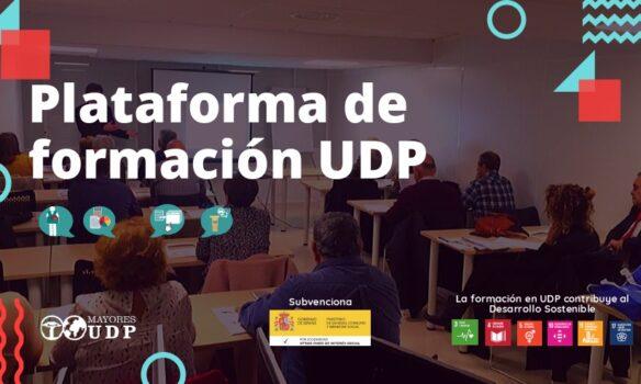 UDP pone en marcha una plataforma de formación para asociaciones