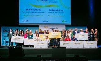 Hospital Gijón, finalista en los Premios FontActiv Nutrisenior