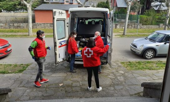 Cruz Roja lanza el Plan Cruz Roja RESPONDE frente al COVID-19 para las personas en situación de vulnerabilidad y población general