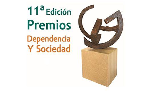 11 edición premios Dependencia y Sociedad