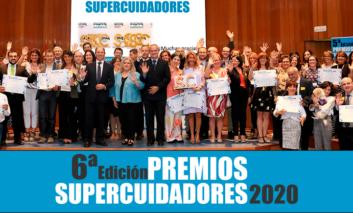 Comienza la 6ª Edición de los Premios SUPERCUIDADORES