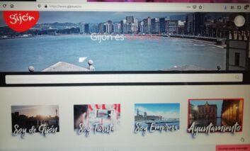 El Ayuntamiento de Gijón renueva la web municipal con nuevos servicios para la ciudadanía