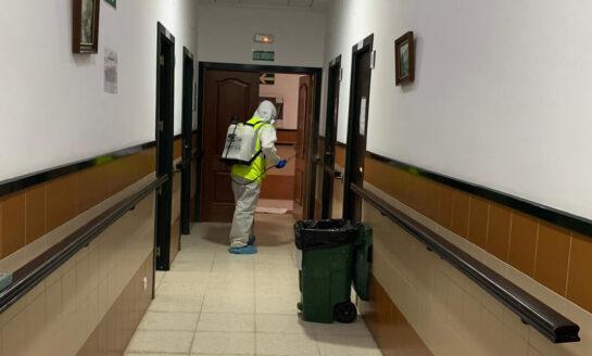 Los geriatras desmienten que se haya negado la asistencia hospitalaria en Madrid