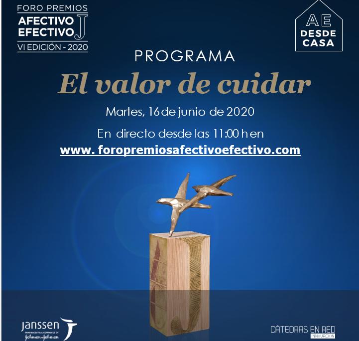 VI Edición del Foro Premios Afectivo Efectivo