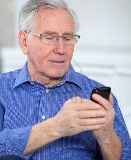 En buena forma física a través del móvil