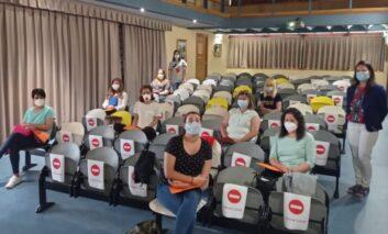 Curso de formación gerontológica en Cangas del Narcea