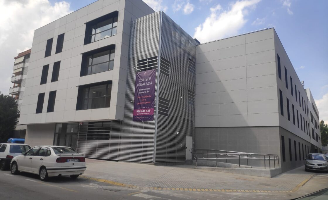 Grupo Colisée abrirá en septiembre una residencia en Igualada