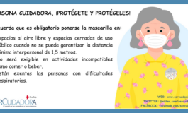 El perfil de la persona cuidadora es el de mujer, con más de 50 años