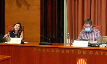 EdadyVida reivindica en el Parlament la necesidad de una integración sociosanitaria efectiva