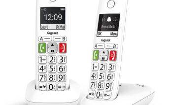 Gigaset conmemora el Día de los mayores con una guía de tecnología DECT adaptada a sus necesidades comunicativas