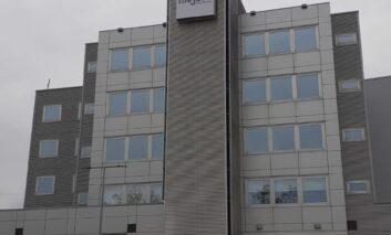 Las obras del nuevo centro  geriátrico de Corvera finalizarán en noviembre