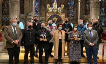 Amavir participa en el acto de homenaje a las víctimas de la COVID-19 de la Asociación Navarra de Entidades Asistenciales
