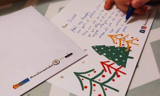 La FACC promueve que 3.000 escolares envíen tarjetas de Navidad a personas usuarias de las residencias