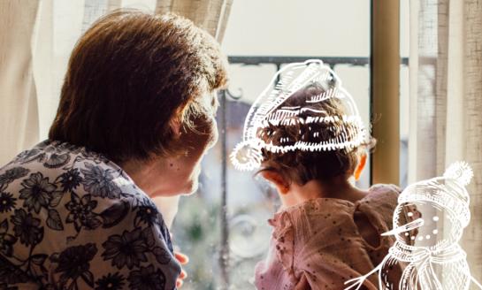 EdadyVida anima a compartir recuerdos navideños en las RRSS para mitigar la soledad de las personas mayores
