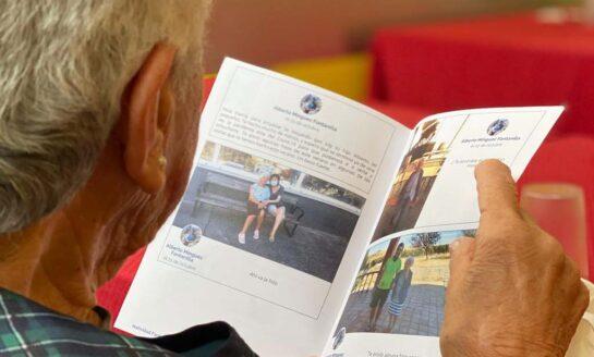 Familias conectadas gracias a las nuevas tecnologías en Tercera Actividad León