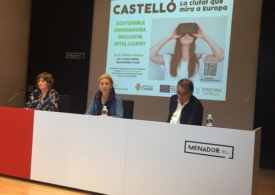 Castellón inicia las obras del Centro de Envejecimiento Activo y Saludable