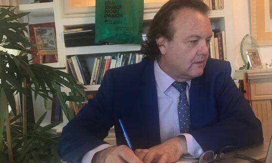 Juan José García, nuevo director general  de Atención al Mayor y a la Dependencia de la Comunidad de Madrid