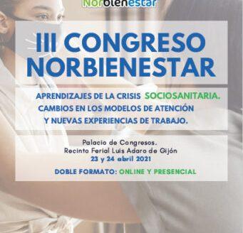 El III Congreso Norbienestar presenta el programa de su tercera edición