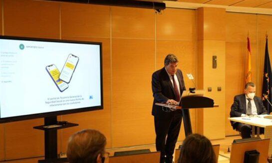 La TGSS lanza un portal que facilita varios trámites y el acceso a los datos de la vida laboral