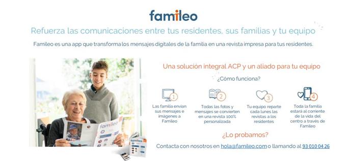 Lares establece acuerdo de colaboración con Famileo
