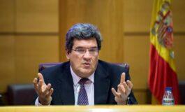 """José Luis Escrivá: """"El Ministerio de Inclusión tiene un papel central en el Plan de Recuperación, con una inversión de 900 millones"""""""