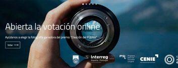 El público ya puede votar online por el ganador del segundo concurso fotográfico del CENIE
