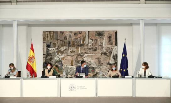 El Consejo de Ministros aprueba de la prórroga de los ERTE hasta el 30 de septiembre