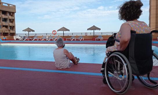 Vuelven las vacaciones para personas con discapacidad