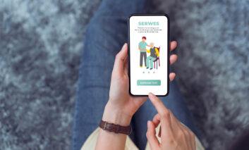 Un consorcio de empresas vascas desarrolla SERWES, una plataforma tecnológica de servicios de apoyo para residencias