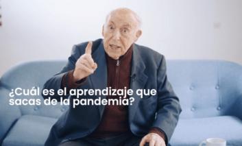 Adopta Un Abuelo estrena nuevas secciones de contenido en sus plataformas online