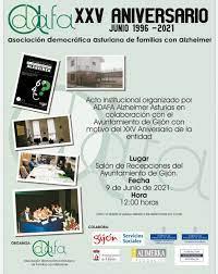 XXV aniversario de ADAFA-Asturias