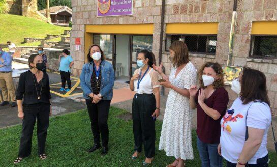 Asturias colaborará con el Ayuntamiento de Piloña en la adecuación de un centro de día en Infiesto