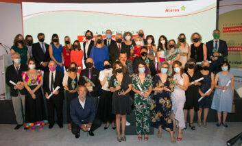 La Fundación Alares premia la labor a favor de la conciliación y la inclusión laboral