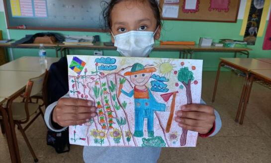Tercera Actividad da a conocer los ganadores del concurso de dibujo Cosas de Abuelos