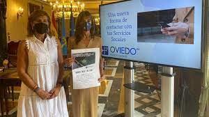 Oviedo ofrecerá asistencia virtual a sus vecinos