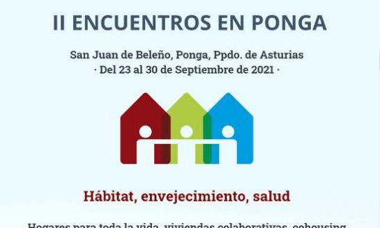 Ponga acoge por tercer año consecutivo los encuentros estatales de vivienda compartida para fijar población en el rural asturiano