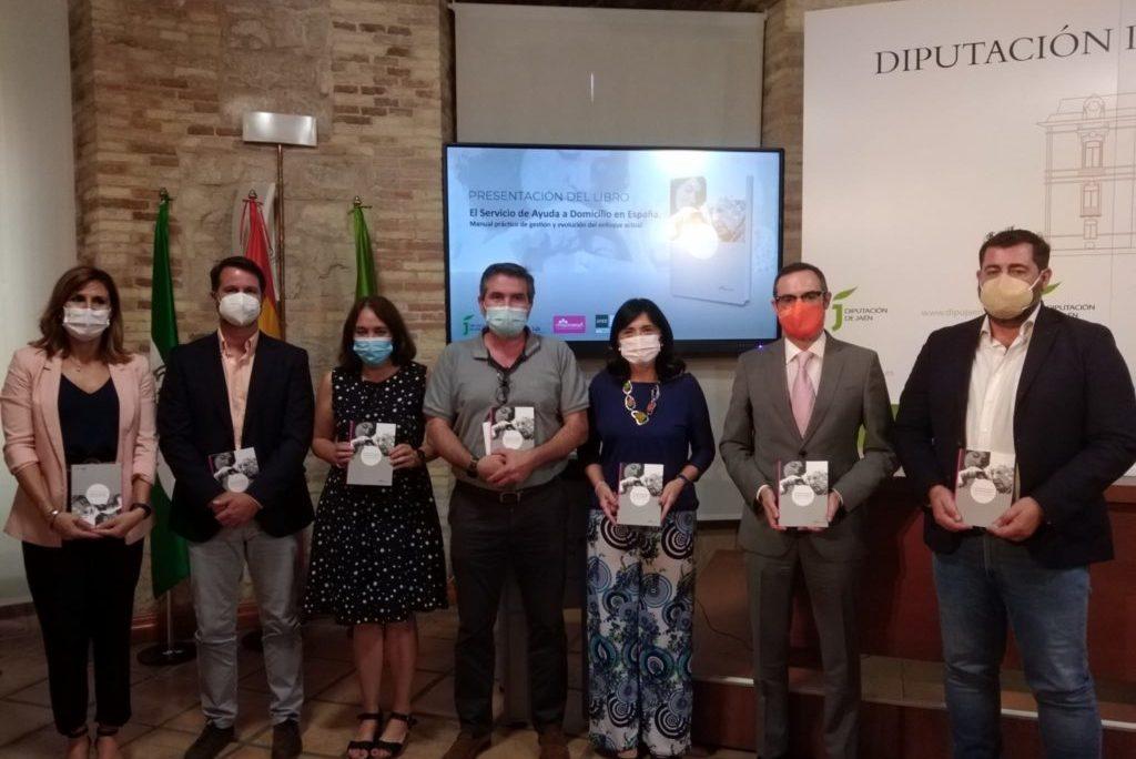 Se presenta el primer manual en España enfocado a la organización del Servicio de Ayuda a Domicilio (SAD)