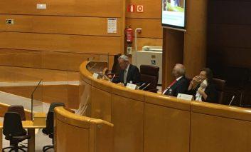 La Plataforma de Mayores y Pensionistas se presenta en el Senado